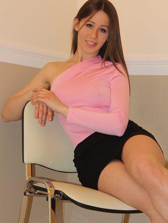 Body to body massage with Szandra